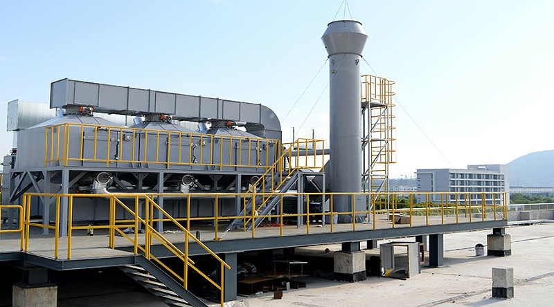 印刷废气催化燃烧
