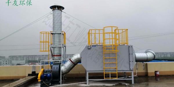 废气处理设备怎么选择活性炭?