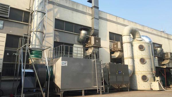 千友环保对酸碱废气处理设备的介绍