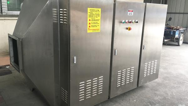 如何选择有机废气处理设备
