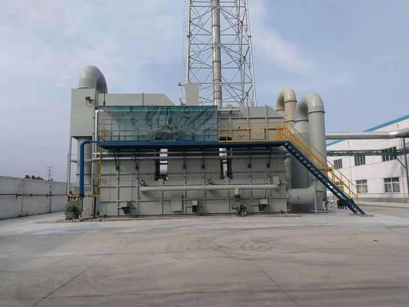 RTO废气净化设备