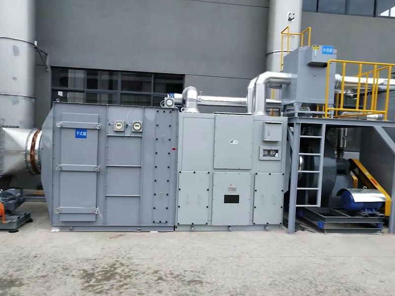 沸石转轮技术