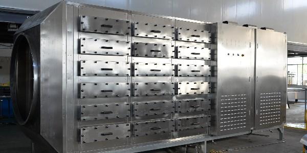 活性炭吸附塔是怎么处理有机废气的?
