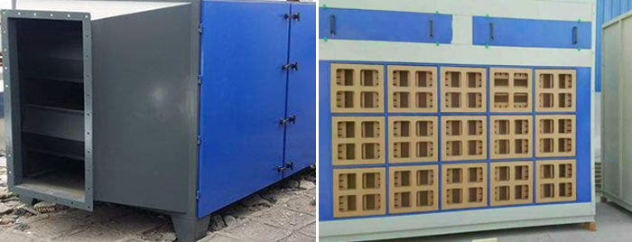 干式过滤器标准件应用行业
