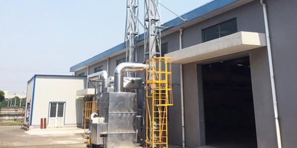 废气治理行业发展的基础环境