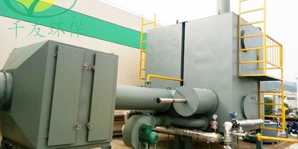 电池厂废气处理方法及设备