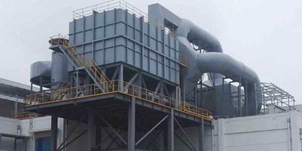 蓄热式焚烧炉(RT0)工作原理及主要性能指标