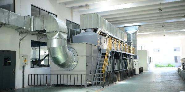 废气处理设备工作时有哪些注意事项?